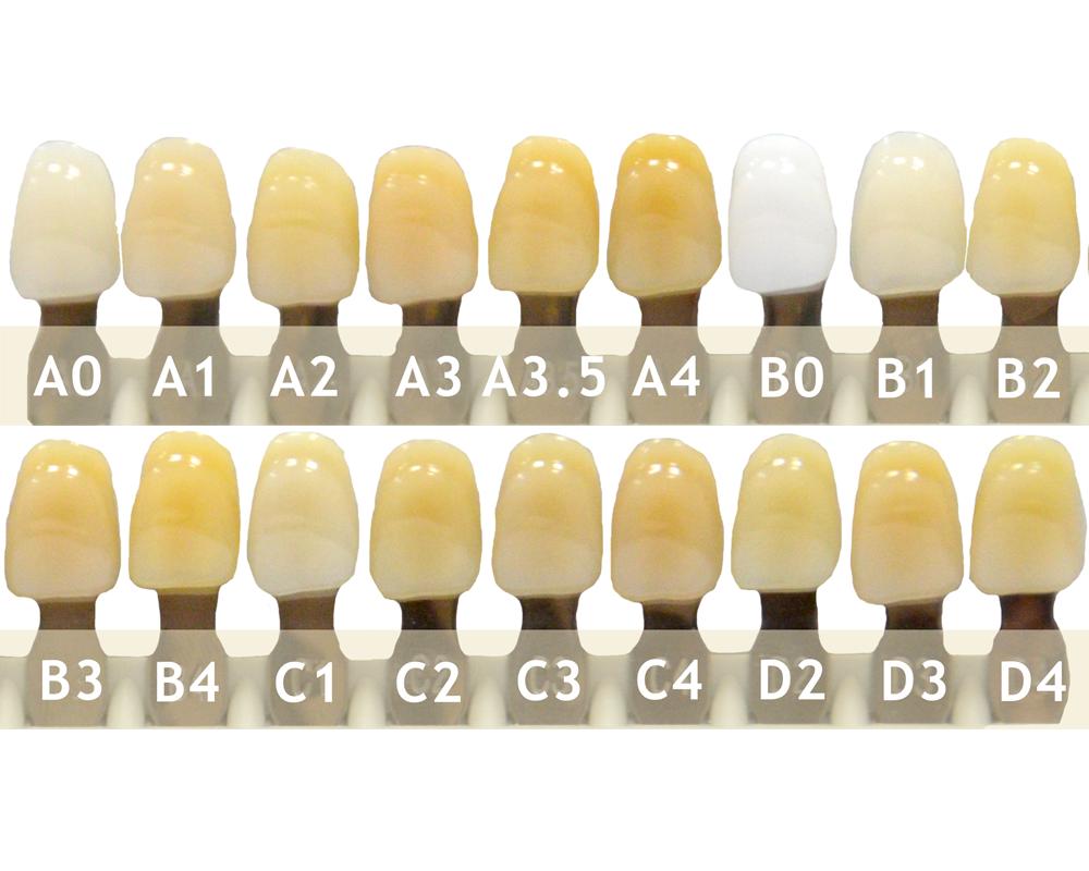 Зубы - Зубы Uniсryl 98H