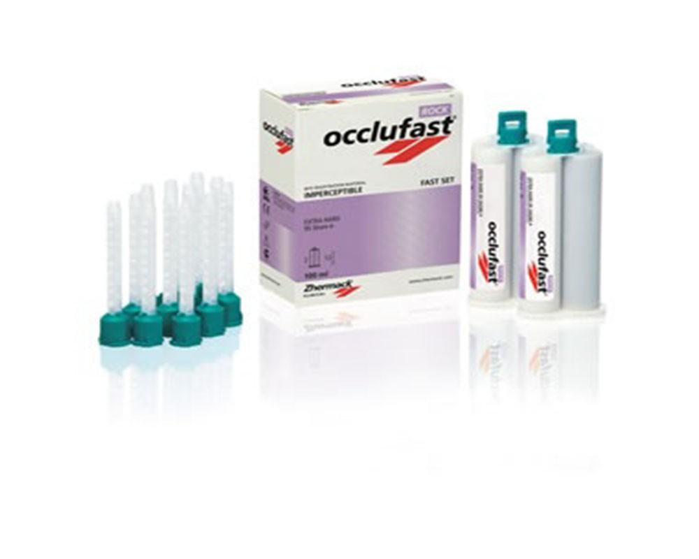 Зуботехнический материал - Occlufast Rock (2х50ml)