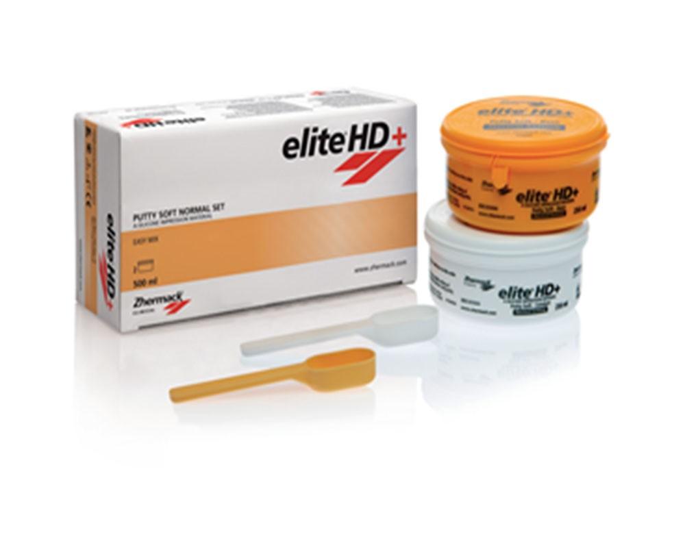 Зуботехнический материал - Elite HD+Putty Soft Normal Set (2х250ml)