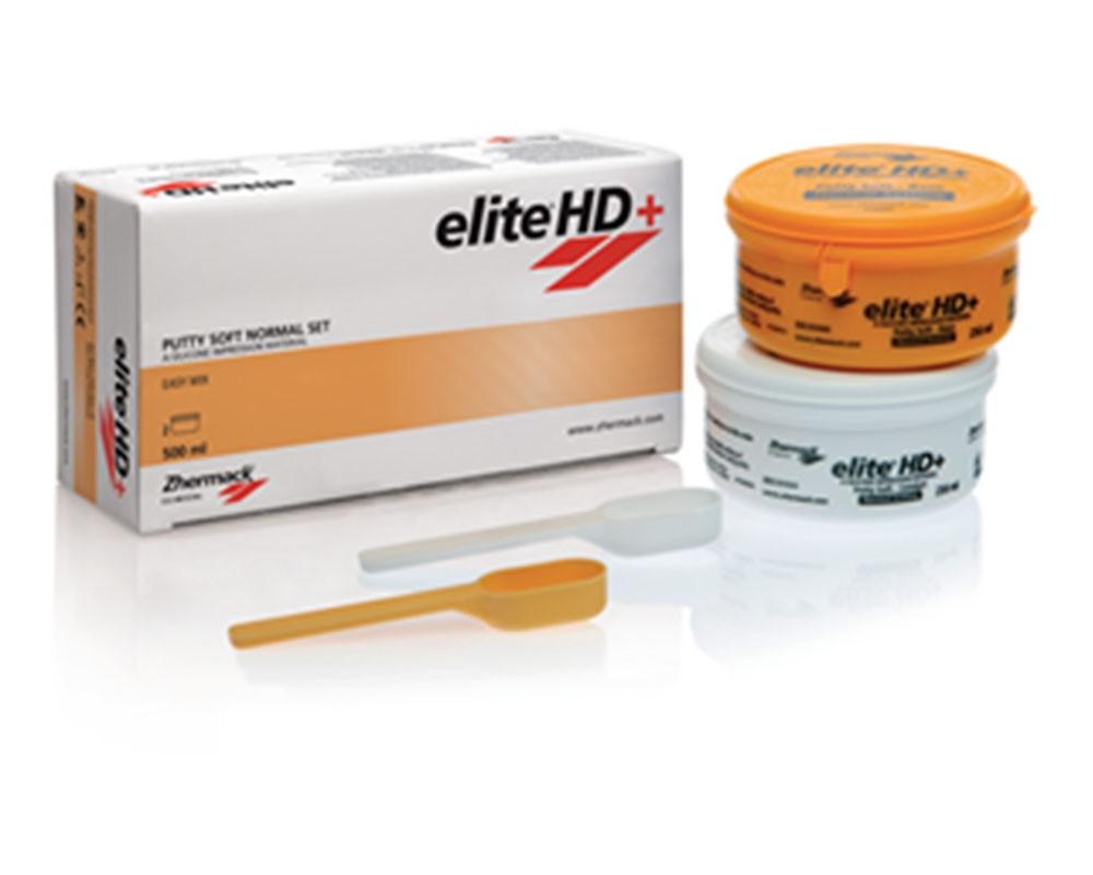 Зуботехнический материал - Elite HD+Putty Soft Normal Set (4х450ml)