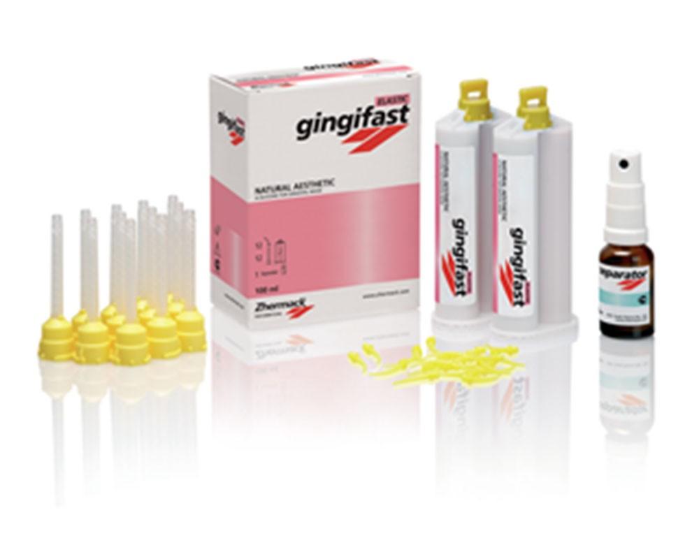 Зуботехнический материал - Gingifast Elastic (2х50ml)