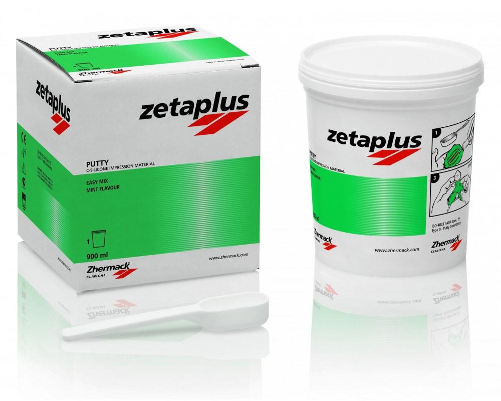 Зуботехнический материал - Zetaplus Putty (900ml)