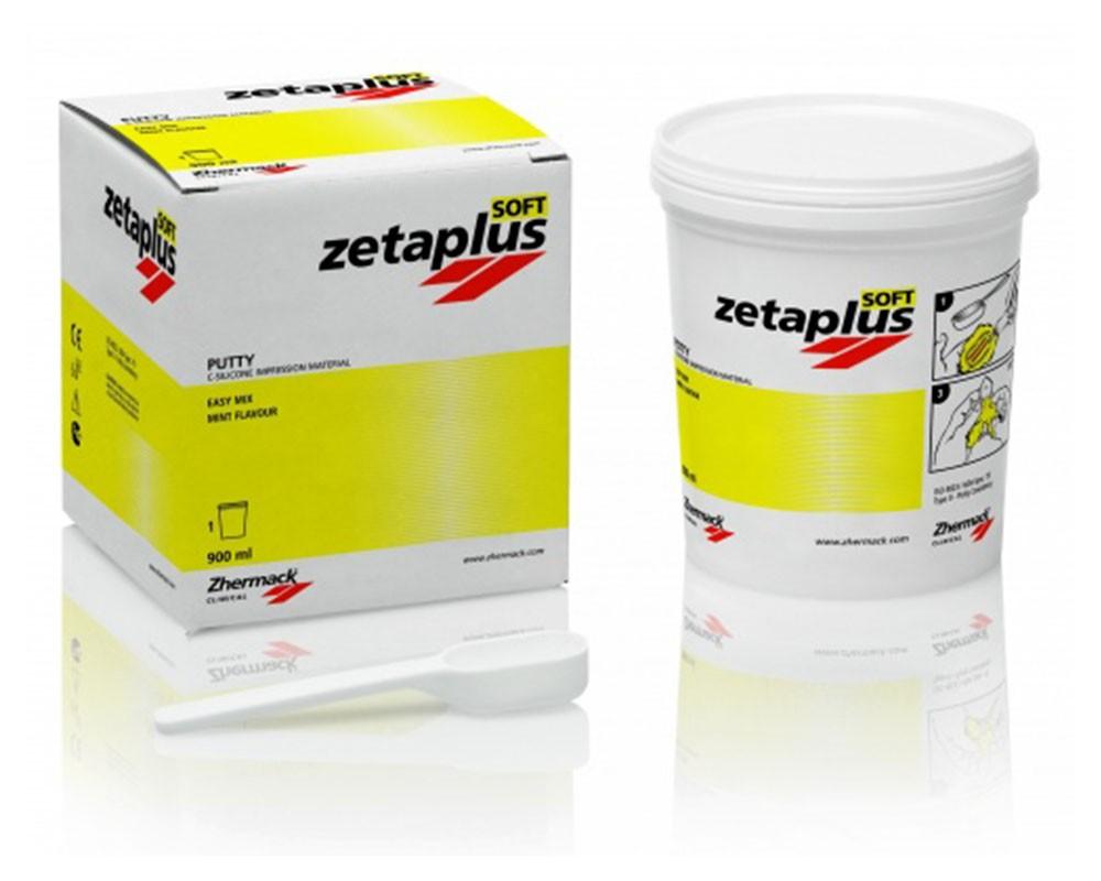 Зуботехнический материал - Zetaplus Soft Putty (900ml)