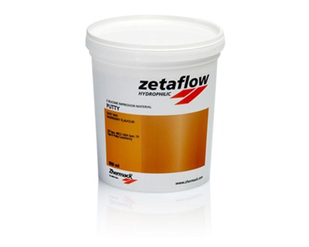 Зуботехнический материал - Zetaflow Putty (900ml)