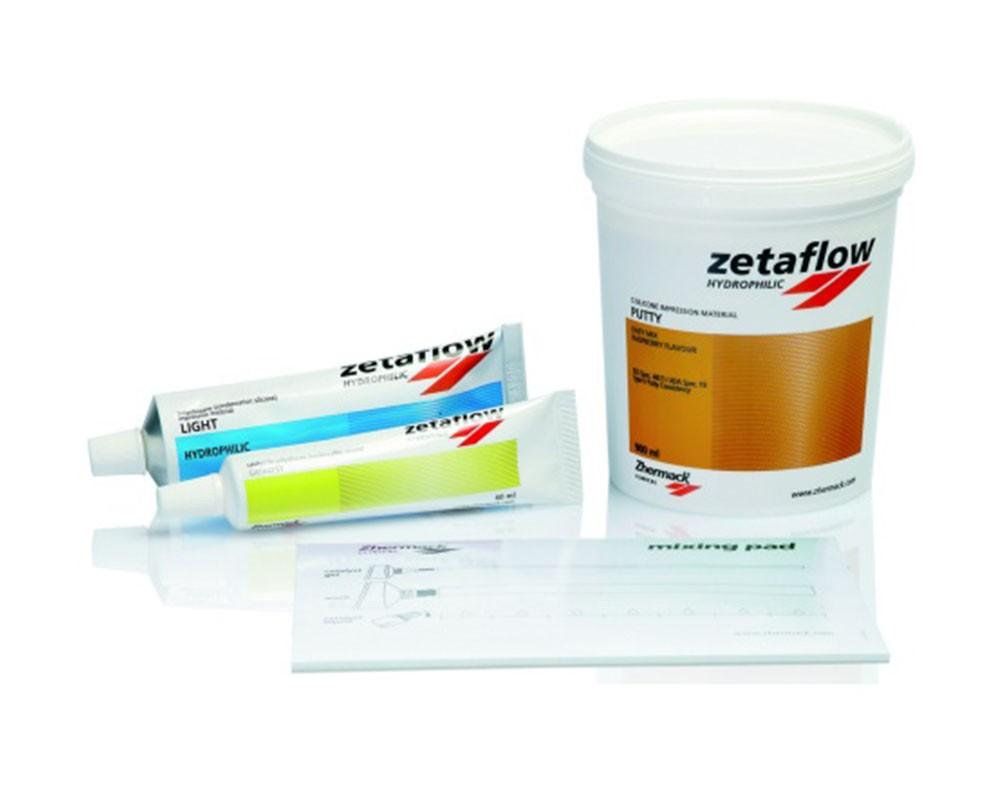 Зуботехнический материал - Zetaflow Intro Kit (900ml+140ml+60ml)