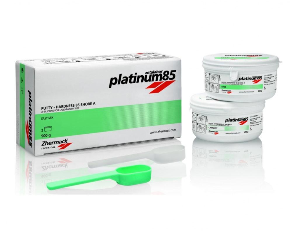Зуботехнический материал - Platinum 85 (5kg+5kg)
