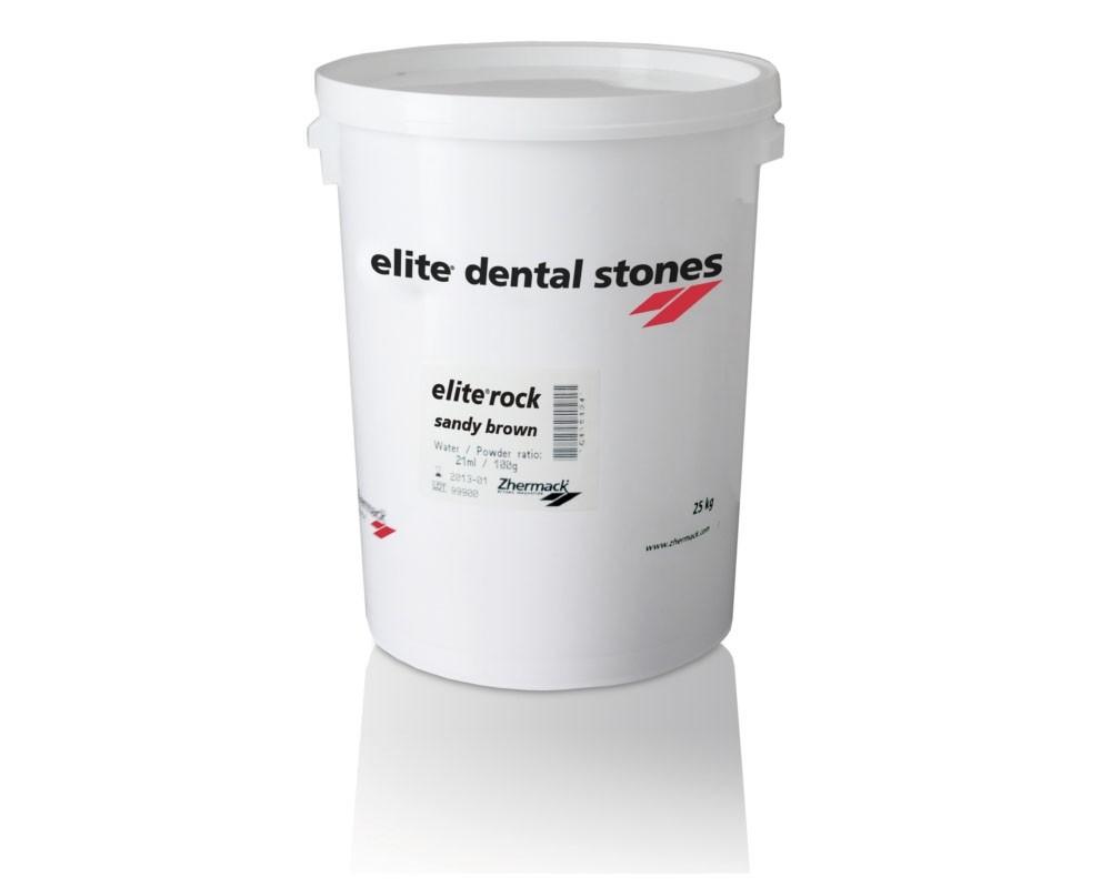 Elite Rock Fast (Sandy brown) - 25kg