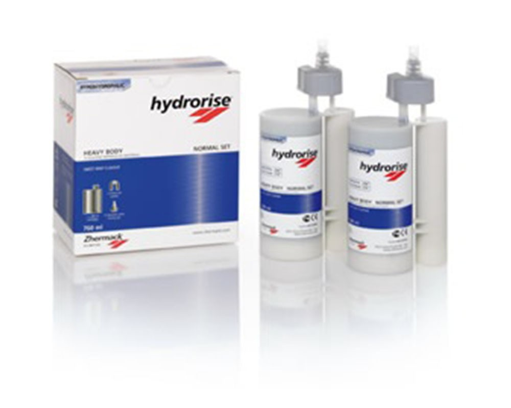 Зуботехнический материал - Hydrorise Maxi Putty Normal Set (6х380ml)