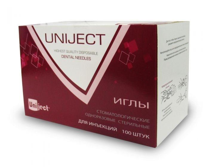 Стоматологический материал - Uniject