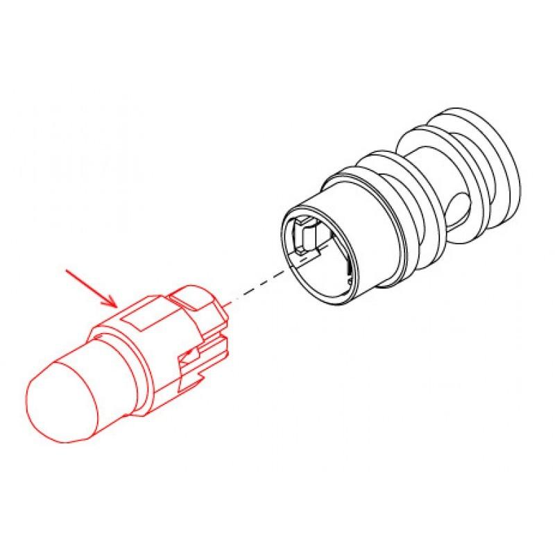 Светодиодная лампочка Multi LED lamp
