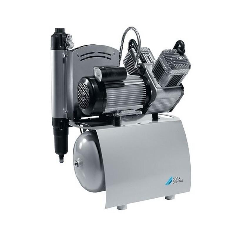 Компрессор безмасляный с осушителем Quattro (230 л/мин)