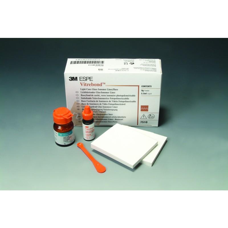 Материал стеклоиономерный прокладочный Vitrebond (9 г + 5,5 мл)
