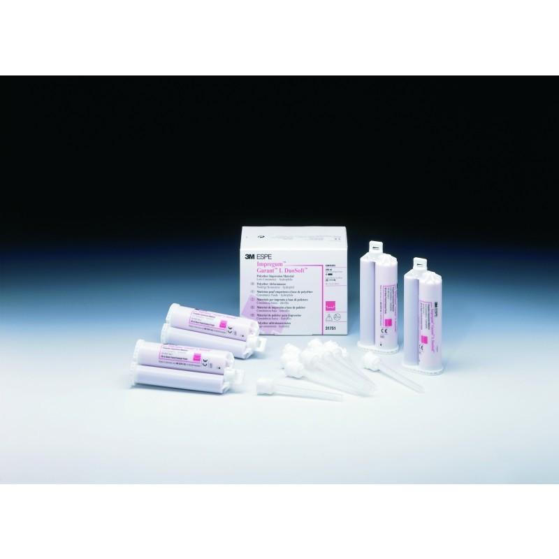 Материал стоматологический оттискной полиэфирный (набор Impregum Garant L DuoSoft)
