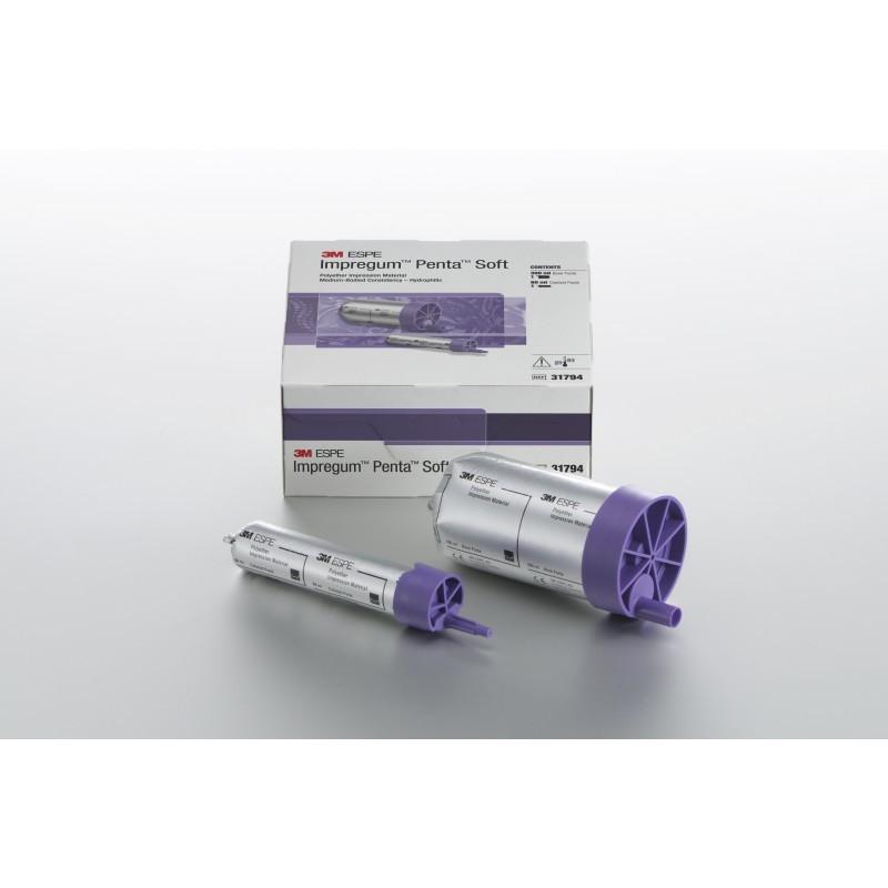 Материал стоматологический оттискной полиэфирный Impregum Penta Soft (300 мл + 60 мл)