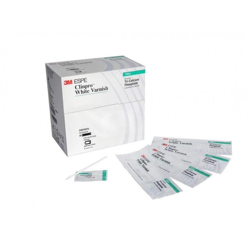 Материал стоматологический фторсодержащий Clinpro White Varnish (малый набор)
