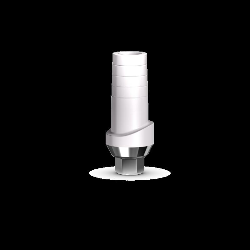 Абатмент прямой анатомический циркониевый P3SZ