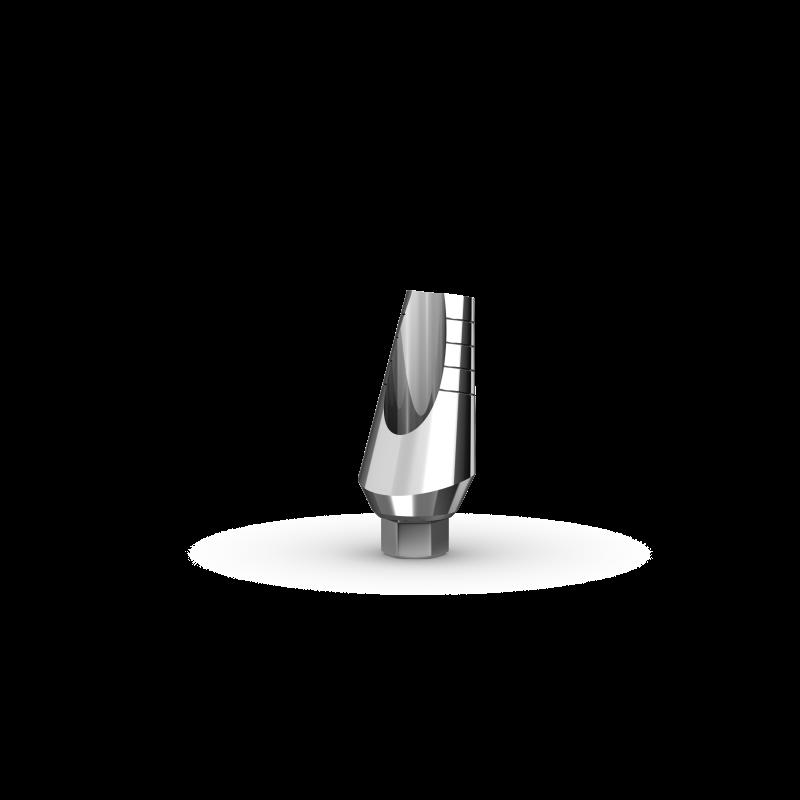 Абатмент угловой P4