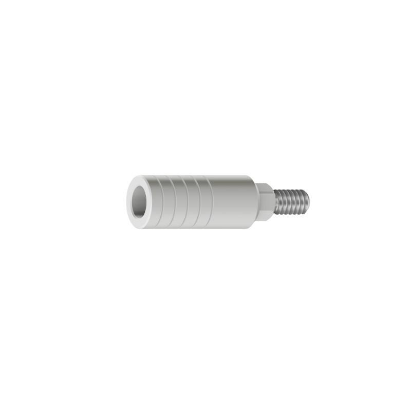 Абатмент пластиковый цилиндрический с шестигранником для Touareg-S, Touareg-OS, Swell