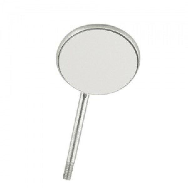 Зеркало без ручки, не увеличивающее, с родиевым покрытием, с технологией Top Vision, диаметр 22 мм, 1 штука
