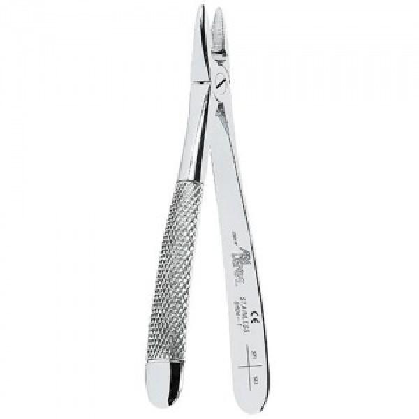 Щипцы N1 для удаления зубов универсальные для верхних резцов и клыков с зубчиками