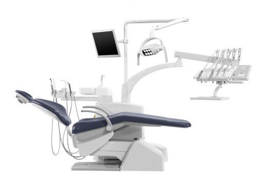 Стоматологическая установка S30, Siger. Эжекторного типа